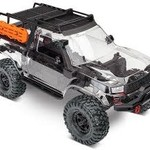 Traxxas TRX-4 Sport Unassembled Kit: 4WD Electric Truck