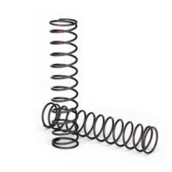 Traxxas Springs, shock (natural finish) (GTX) (1.538 rate) (2)