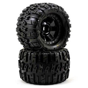 "PROLINE 1184-11 Trencher 3.8"" All Terrain Tires Mntd Fr/Re"