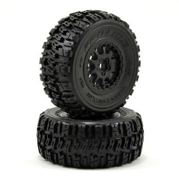 PROLINE 1190-13 Trencher X SC 2.2/3.0 M2 Tires Mounted Renegade