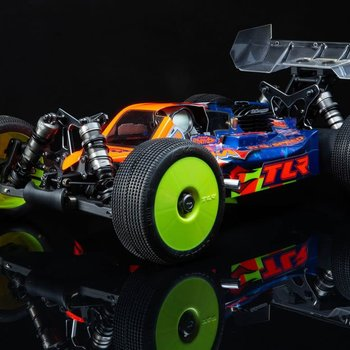 LOSI 8IGHT-X Elite Race Kit: 1/8 4WD Nitro Buggy