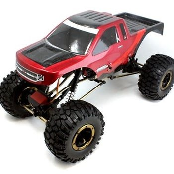 redcat Everest-10 1/10 Rock Crawler:Red/Black