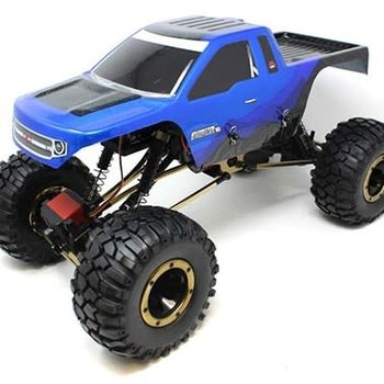 Everest-10 1/10 Rock Crawler:Blue/Black