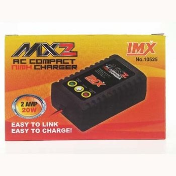 IMEX MX2 2AMP 20W NIMH CHARGER