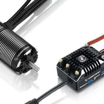 XERUN AXE 550 - FOC V1.1 System Combo w/2700KV Motor