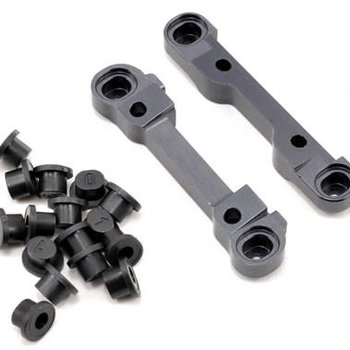 LOSI Front Suspension Mount Set, Aluminum: Mini
