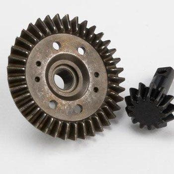 Traxxas 5379X Diff Ring Gear/Pinion Gear Revo 3.3