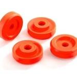 Traxxas Traxxas Maxx Orange Wheel Washers (4)