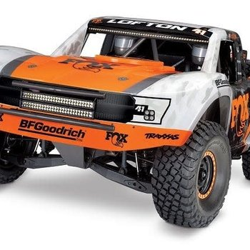 Traxxas Unlimited Desert Racer: 4WD Electric Race Truck with TQi Traxxas Link Enabled 2.4GHz Radio System and Traxxas Stability Management (TSM)