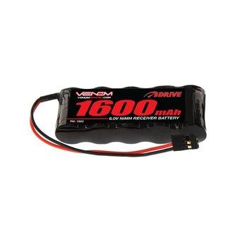 VENOM 1503 NIMH 6V 1600 FLAT RX UNIV