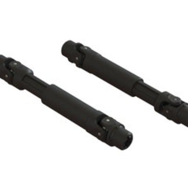 arrma AR310864 Composite Rear Slider Driveshaft Set 4x4