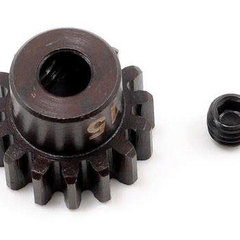 TKR TKR4175 Pinion Gear 15T M5 (MOD1/5mm Bore/M5 Set Screw)