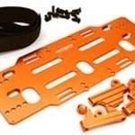 Integy Adjustable Battery Mounting Plate w/ Straps for Arrma Kraton/Senton(6S BLX Only)