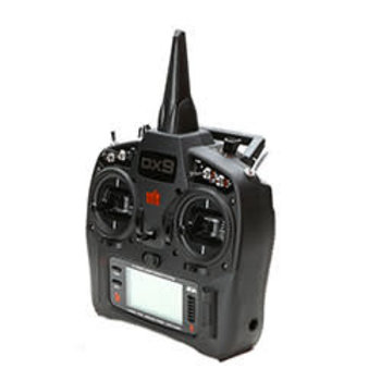 Spektrum DX9 Black Transmitter Only MD2