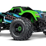 Traxxas Maxx: 1/10 Scale 4WD Brushless Electric Monster Truck with TQi Traxxas Link Enabled 2.4GHz Radio System & Traxxas Stability Management (TSM)