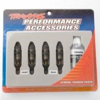 Traxxas SHOCKS, GTR HARD ANODIZED, TEF