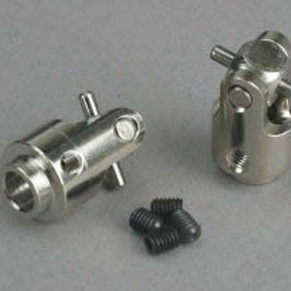 Traxxas 4628X Drive Yokes Steel (2)