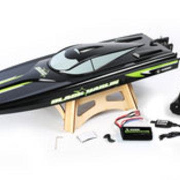 Rage R/C Black Marlin RTR Boat