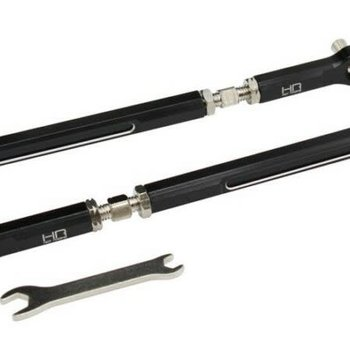HOT RACING Adjustable Steering Tie Rod, for Traxxas X-Maxx
