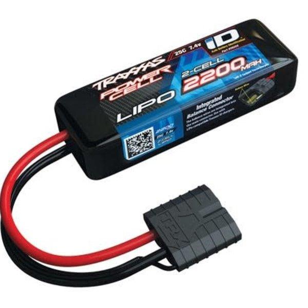 Traxxas 2820X LiPo 2S 7.4V 2200 25C
