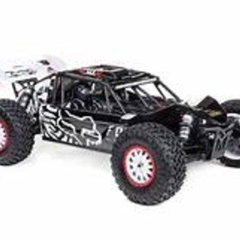 LOSI Tenacity DB Pro, Fox Racing Smart: 1/10 4WD RTR