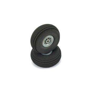 dubro Super Lite Wheels, 1-3/4