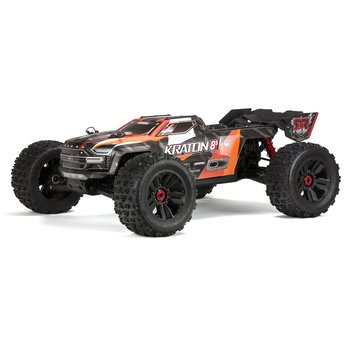 ARA 1/5 KRATON 4WD 8S BLX  RTR:ORNG (Additional $10 at checkout. to total $60 shipping inc. in price)