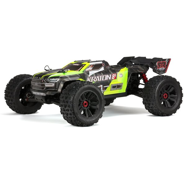 arrma 1/5 KRATON 4X4 8S BLX Brushless Speed Monster Truck RTR, Green (ARA110002T1)