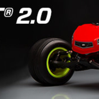 LOSI Mini-T 2.0 RTR 40th Anniversary Limited Edition