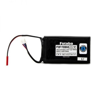 Futaba 1700mAh LiFe Transmitter Battery 6.6V (2-Cell)