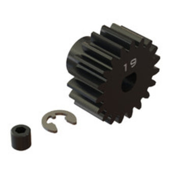 ARA 19T Mod1 Safe-D5 Pinion Gear