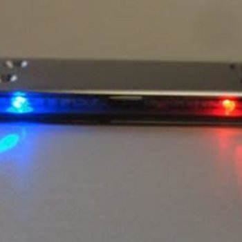 APEX Apex RC Products 1/10 16 LED Police Light Bar W/ 9 Selectable Modes