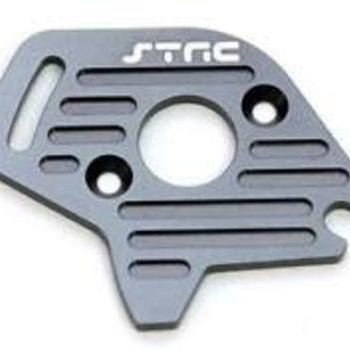 strc ST6890GM Mach Alum Heatsink Finned Motor Plate Slash 4x