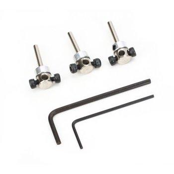 15 - 25 Adjustable Axles