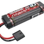 Traxxas Battery, Series 3 Power Cell, 3300mAh (NiMH, 6-C flat, 7.2V)