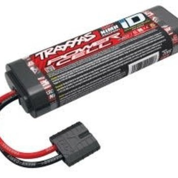 Traxxas Battery, Series 3 Power Cell, 3300mAh (NiMH, 6-C flat, 7.2V)