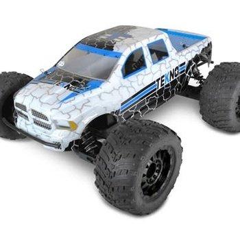 TKR MT410.3-1/10th Electric 4x4 Pro Monster Truck Kit