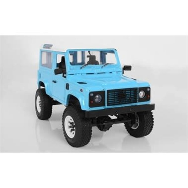 RC4 1/18 Gelande II RTR w/D90 Body Set, Blue Painted