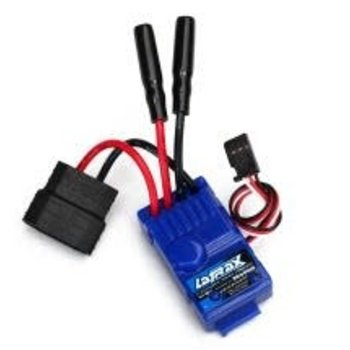 Traxxas Electronic Speed Control, LaTrax, waterproof (assembled with bullet connectors)