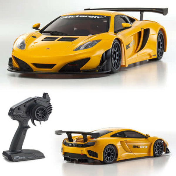 KYOSHO MINI-Z RWD MR-03 Readyset McLaren 12C GT3 2013 Orange