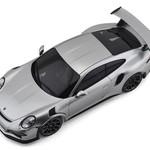 KYOSHO MINI-Z Porsche 911 GT3 RS GT-Silver Metallic RWD RTR
