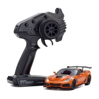KYOSHO MINI-Z RWD Corvette ZR1 Orange