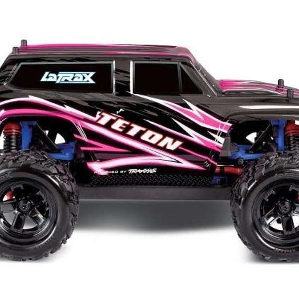 Traxxas LaTrax Teton: 1/18 Scale 4WD Electric Monster Truck