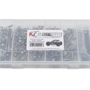 Stainless Steel Screw Kit - Arrma Kraton 8s 1/5th