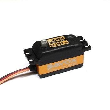 SAVOX High Voltage Coreless Digital Servo, 15.0/208.3 @ 7.4V
