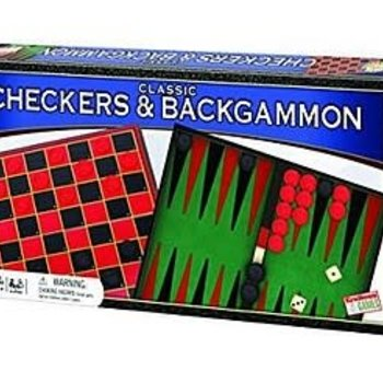 ENDLESS CLASSICS Classic Checkers & Backgammon Games (Endless)