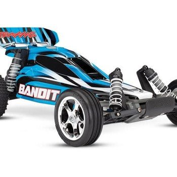 Traxxas Bandit: 1/10 Scale Off-Road Buggy with TQ 2.4GHz radio system