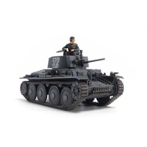 TAM 32583, 1/48 German Panzer 38 (t) Ausf. E/F
