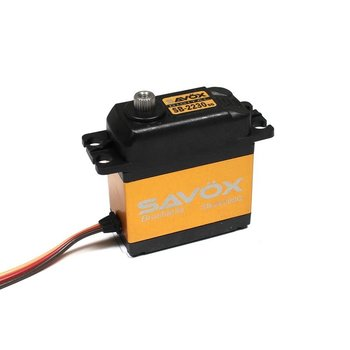 SAVOX HV BRUSHLESS TALL DIGITAL SERVO .13/583.3