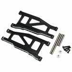 HRA Aluminum Lower Arms Rustler 4x4